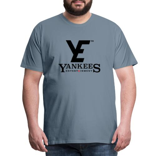 ye black - Men's Premium T-Shirt