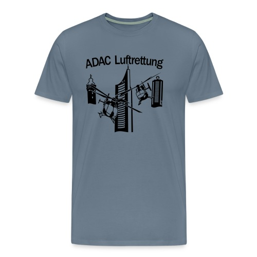 ADAC Luftrettung - Männer Premium T-Shirt
