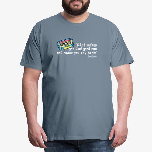 Frases celebres 02 - Camiseta premium hombre