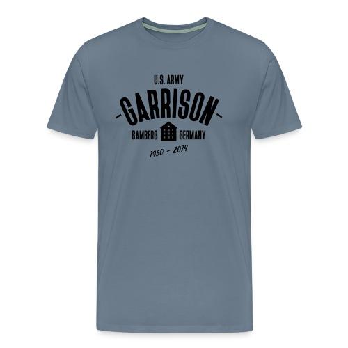 Garrison Bamberg - Männer Premium T-Shirt