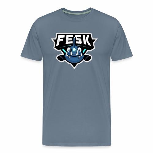 Fesk - Premium T-skjorte for menn