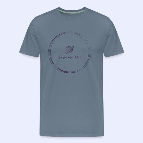 Stargazing UK - Men's Premium T-Shirt