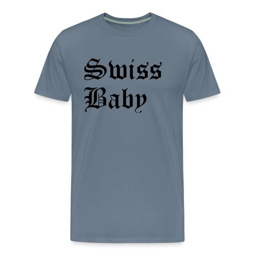 Swiss Baby - Männer Premium T-Shirt