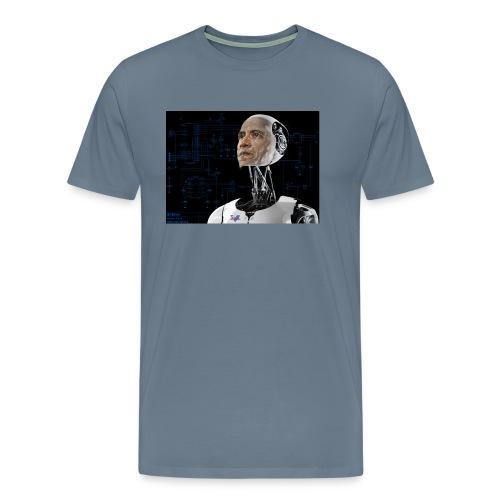 iRobama - Men's Premium T-Shirt