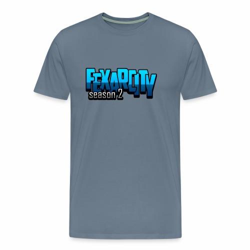 Logo FexarCityS2 - Maglietta Premium da uomo