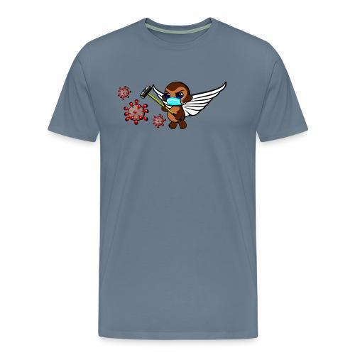 covidmonkey - Men's Premium T-Shirt