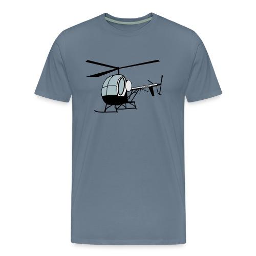 Hughes 300 - Männer Premium T-Shirt
