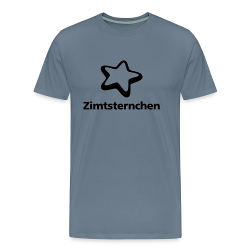 Zimtsternchen - Männer Premium T-Shirt