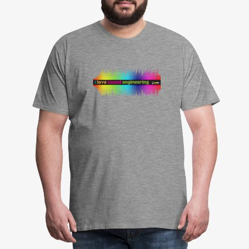 Mix 002 - Camiseta premium hombre