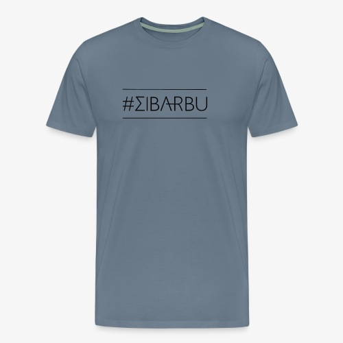 EcritureElBarbu - T-shirt Premium Homme