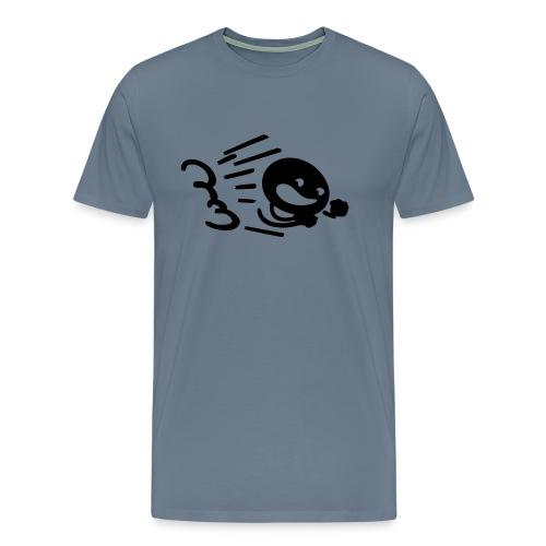 Cannon_Ball_Logo_Kopf - Männer Premium T-Shirt