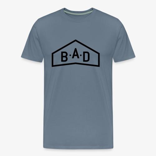 logo B A D official - T-shirt Premium Homme