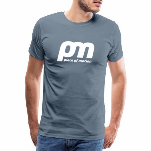 Place of Motion (white) - Männer Premium T-Shirt