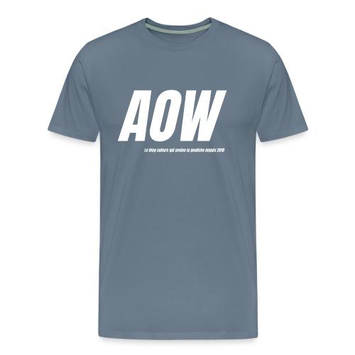 AOW 2021 #2 - T-shirt Premium Homme