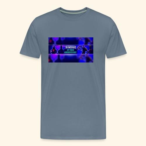ting med ny banner!!! - Premium T-skjorte for menn