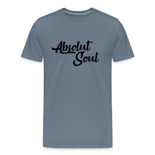 Absolut Soul - Männer Premium T-Shirt