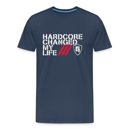 HC Changed My Life - Men's Premium T-Shirt