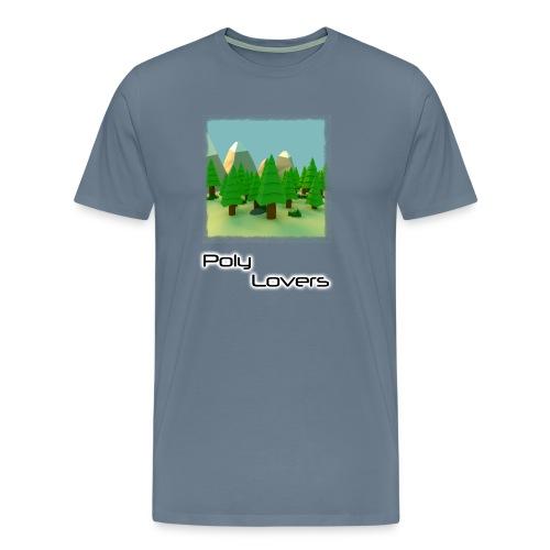 Poly Lovers - Camiseta premium hombre