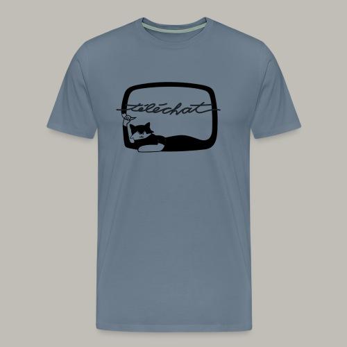Téléchat - T-shirt Premium Homme