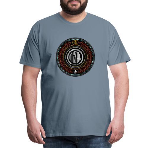 MizAl Blason - T-shirt Premium Homme