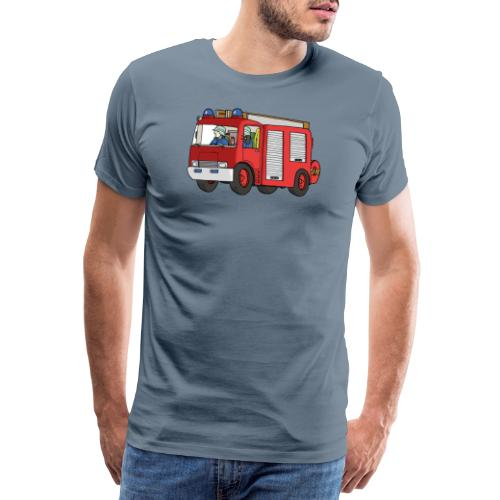 Engine 7 - Männer Premium T-Shirt