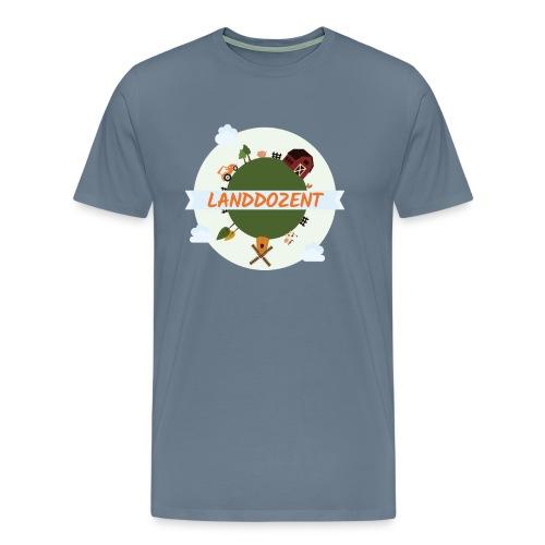 Landdozent - Männer Premium T-Shirt