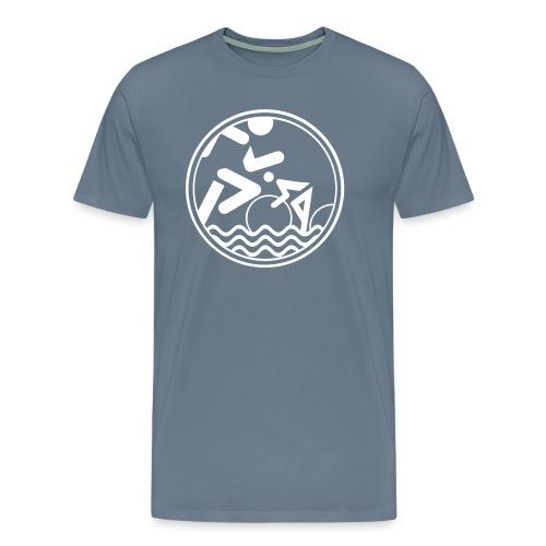 Ostseetriathlon - Männer Premium T-Shirt
