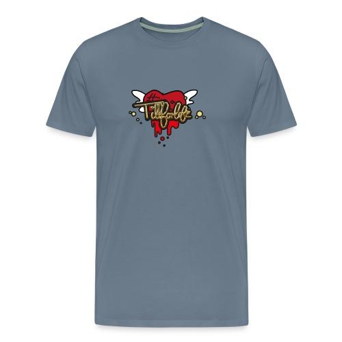 Tillforlife_BloodyHeart - T-shirt Premium Homme