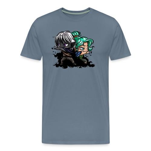 Danse des Ombres - T-shirt Premium Homme