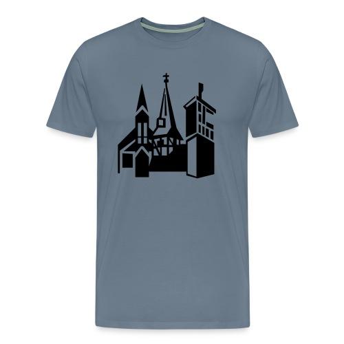 Evangelische Jugend Wilh. - Männer Premium T-Shirt