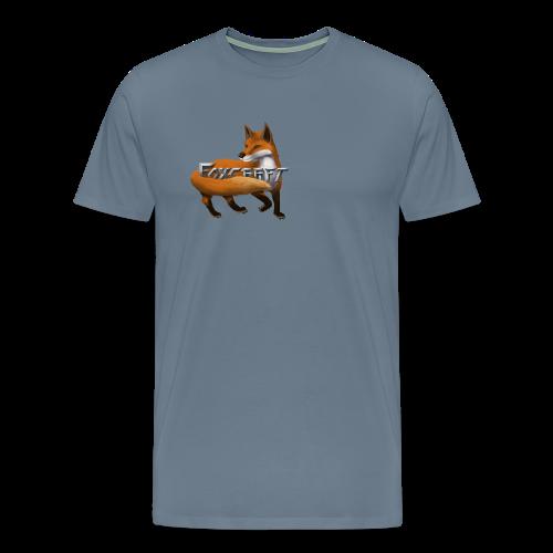 Foxcraft T-Shirts - Men's Premium T-Shirt