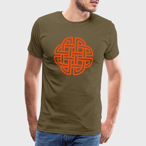 Ornement Celtique - T-shirt Premium Homme