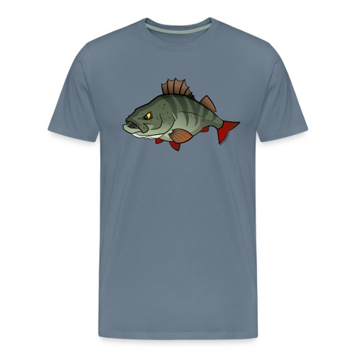 Red River: Perch - Men's Premium T-Shirt