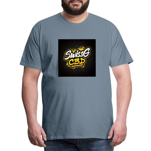 E53B0D4D E4F1 4620 A0A4 9B9C25AF5F0B - Männer Premium T-Shirt