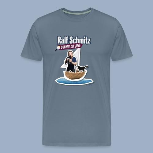 Tour T-Shirt Nußschale - Männer Premium T-Shirt
