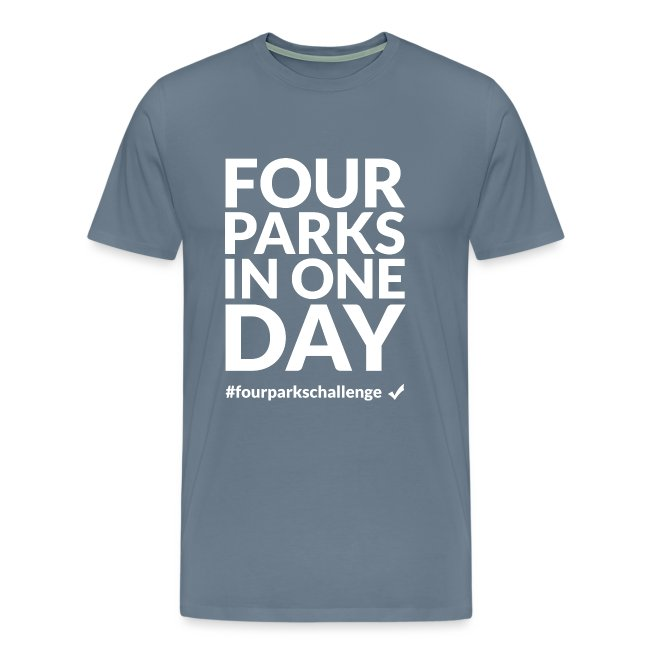 Four parks in one day challenge (light)