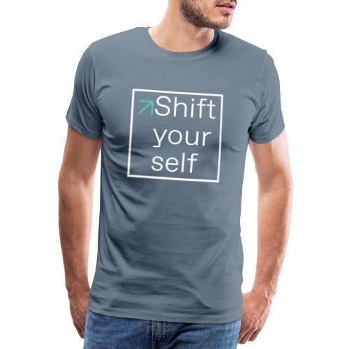 ShiftYourSelf - White - Männer Premium T-Shirt