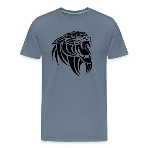 Panthera - Premium T-skjorte for menn