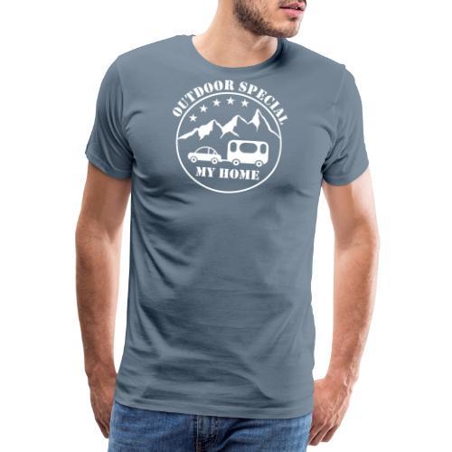 OUTDOOR SPECIAL - Männer Premium T-Shirt