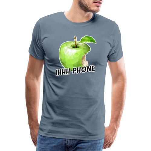 Ih APPLE - Männer Premium T-Shirt