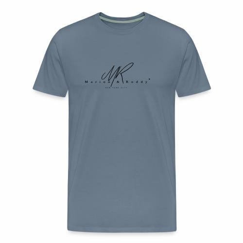 marion roddynyc black - T-shirt Premium Homme