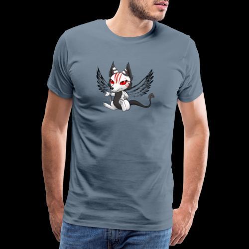 Démon Wolfire - T-shirt Premium Homme