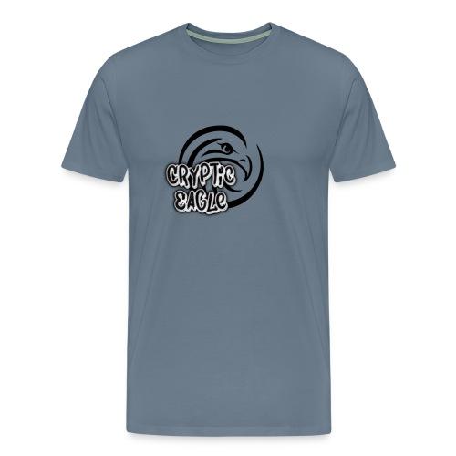 Cryptic Eagle - Men's Premium T-Shirt
