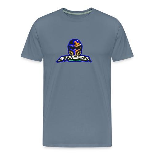 Synergy gaming team logo - Men's Premium T-Shirt