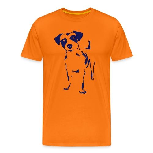 Jack Russell Terrier - Männer Premium T-Shirt