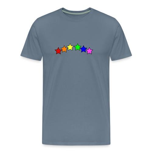GAY STARS - Mannen Premium T-shirt