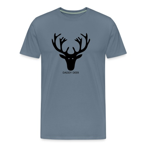 DADDY DEER - Men's Premium T-Shirt