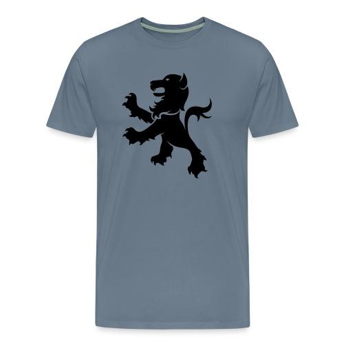 BNB-Logo einfach AI - Männer Premium T-Shirt