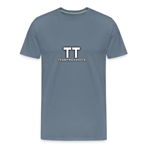 Shirt - Premium T-skjorte for menn
