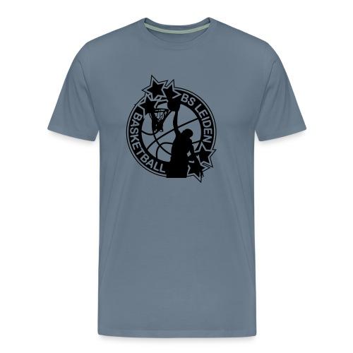 BSL logo BLK medium - Mannen Premium T-shirt